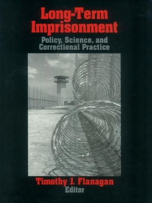 cover image of Long-Term Imprisonment