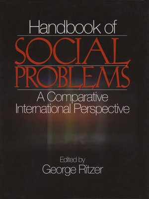 cover image of Handbook of Social Problems