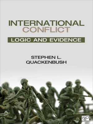 cover image of International Conflict