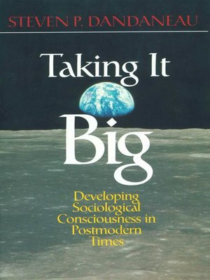 cover image of Taking It Big