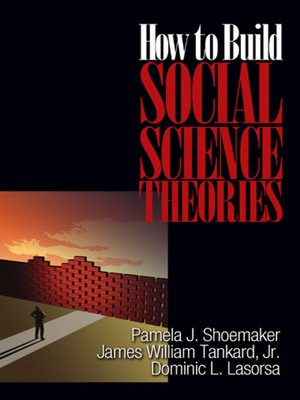 cover image of How to Build Social Science Theories