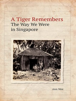 cover image of A Tiger Remembers