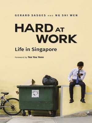 cover image of Hard at Work