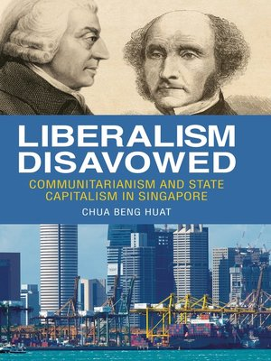 cover image of Liberalism Disavowed