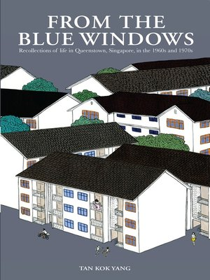 cover image of From the Blue Windows