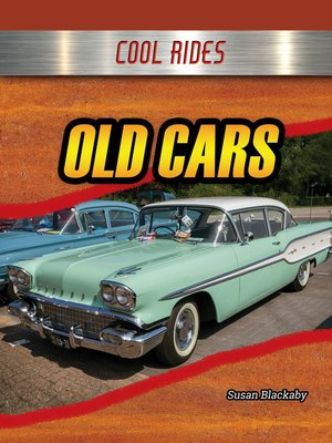 cover image of Old Cars