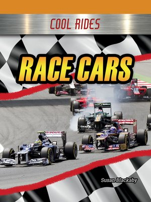 cover image of Race Cars