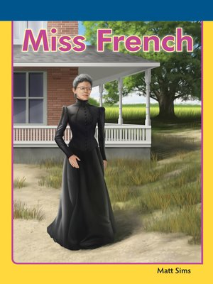 cover image of Miss French