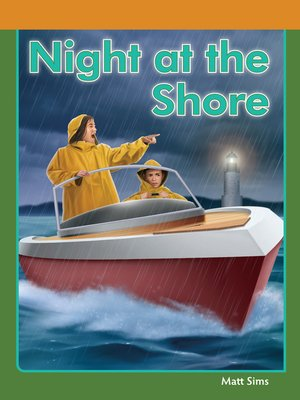 cover image of Night at the Shore