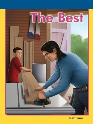 cover image of The Best