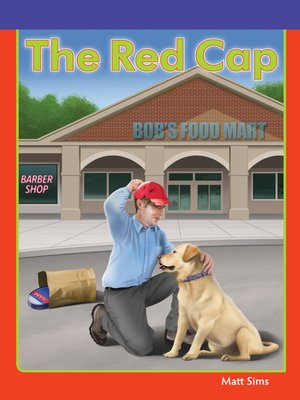 cover image of The Red Cap