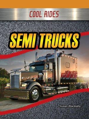 cover image of Semi Trucks
