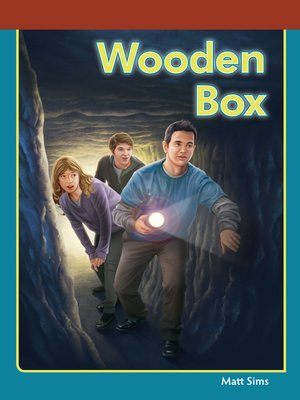cover image of Wooden Box
