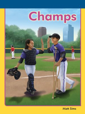 cover image of Champs
