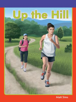 cover image of Up the Hill