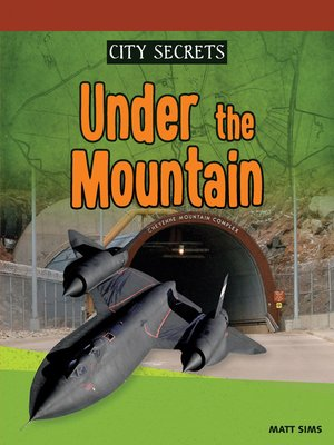 cover image of Under the Mountain