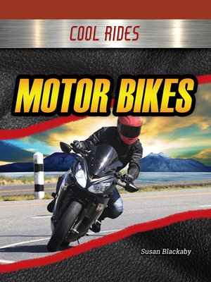 cover image of Motor Bikes