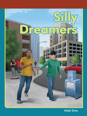 cover image of Silly Dreamers