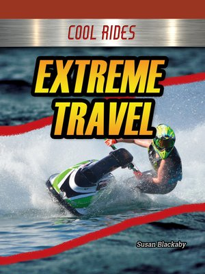 cover image of Extreme Travel