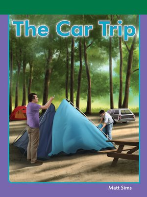 cover image of The Car Trip