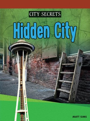 cover image of Hidden City