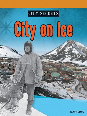 cover image of City on Ice