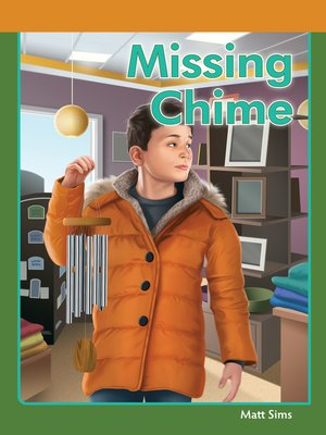 cover image of Missing Chime