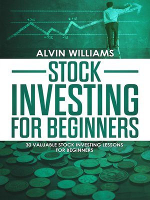 cover image of Stock Investing for Beginners
