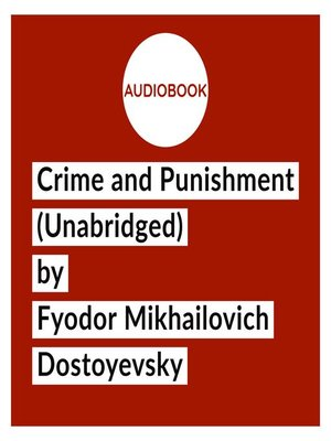 cover image of Crime and Punishment (Unabridged)