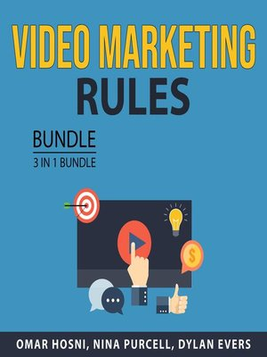 cover image of Video Marketing Rules Bundle, 3 in 1 Bundle