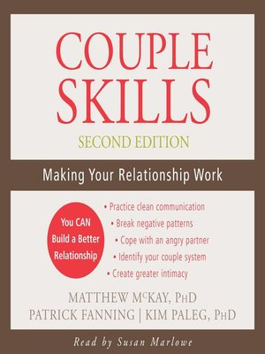 cover image of Couple Skills