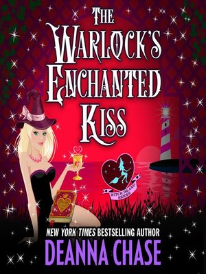 cover image of The Warlock's Enchanted Kiss