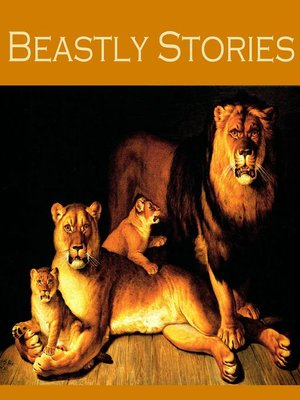 cover image of Beastly Stories