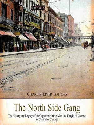 cover image of The North Side Gang