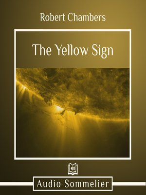 cover image of The Yellow Sign