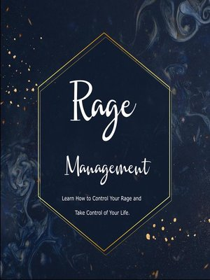 cover image of Rage Management