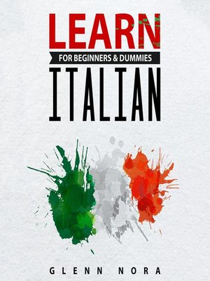 cover image of Learn Italian for Beginners & Dummies