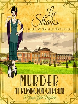 cover image of Murder at Kensington Gardens