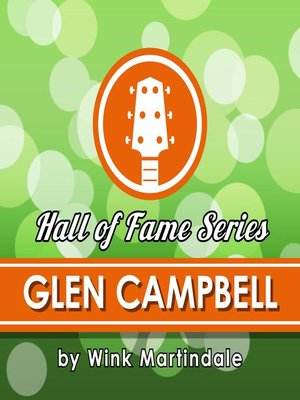 cover image of Glen Campbell