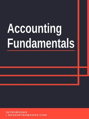 cover image of Accounting Fundamentals