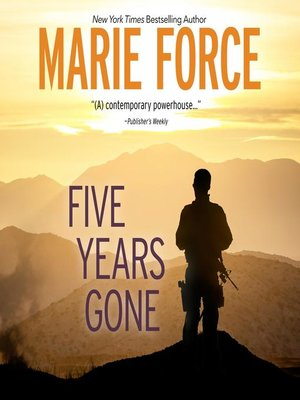 cover image of Five Years Gone