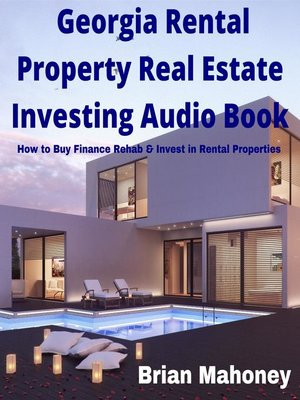 cover image of Georgia Rental Property Real Estate Investing Audio Book