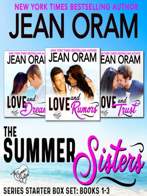 cover image of The Summer Sisters Series Starter Box Set