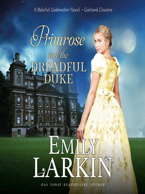 cover image of Primrose and the Dreadful Duke