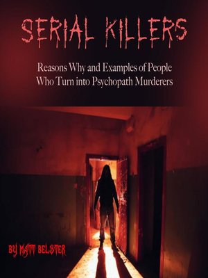 cover image of Serial Killers
