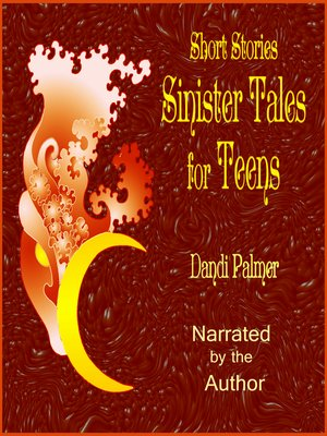 cover image of Sinister Tales for Teens