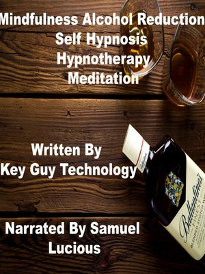 cover image of Mindfulness Alcohol Reduction Self Hypnosis Hypnotherapy Meditation