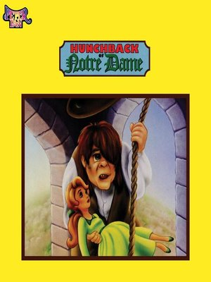 cover image of Hunchback of Notre Dame