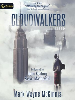 cover image of Cloudwalkers