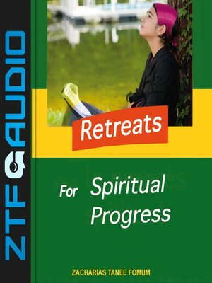 cover image of Retreats For Spiritual Progress